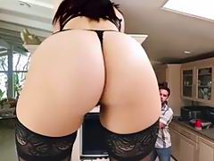 TeenCurves - Big Booty Latina Teases and Fucks Big Cock
